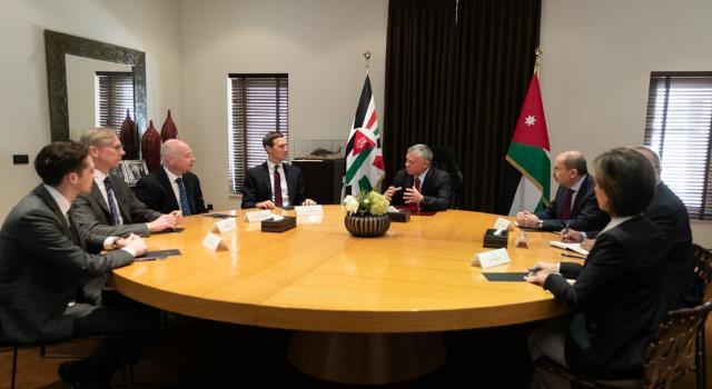 الأردن يبلغ واشنطن رفضه خطة ضم أجزاء من الضفة
