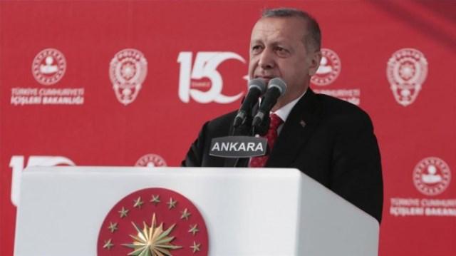 أردوغان يؤكد انسحاب أميركا من شمال سوريا وترامب يهدد