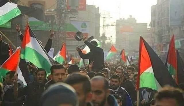 «الديمقراطية» تجدد وقوفها إلى جانب حراك القطاع ومطالبه العادلة وتشدد على ضرورة إطلاق سراح الموقوفين