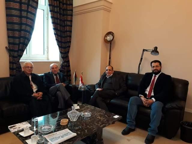«الديمقراطية» تدعو لتسريع الحوار الفلسطيني اللبناني لمعالجة عشرات المشاكل الاجتماعية والاقتصادية