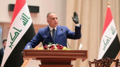 العراق.. الكاظمي رئيساً لحكومة جديدة!