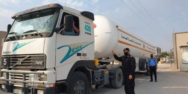 غزة : إعادة فتح كرم أبو سالم وإدخال وقود وغاز طهي