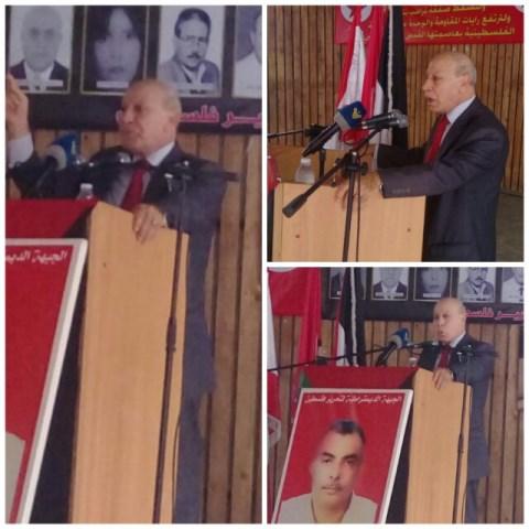فيصل: ورشة المنامة واحدة من حلقات الجريمة ضد شعبنا مصيرها الفشل