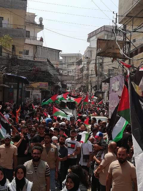 برلين: مطالبات لوزارة العمل اللبنانية بوقف الاجراءات بحق العمال الفلسطينيين