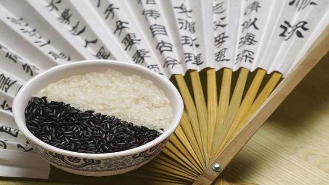 الأرز الأسود يساعد في التخلص من الوزن الزائد