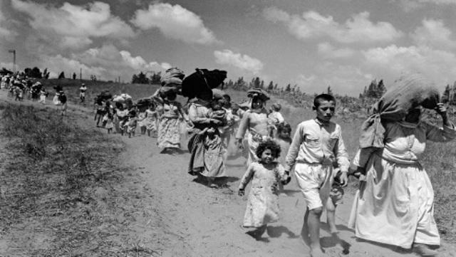 الاحصاء : عدد الفلسطينيين يتضاعف أكثر من 9 مرات منذ «النكبة»