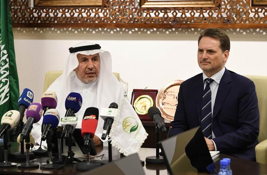 كرينبول: التبرع السعودي غير المسبوق للأونروا سيسهم في تقليص العجز المالي
