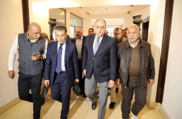 الوفد المصري لغزة للاضطلاع على سير تطبيق الاتفاق بين المقاومة وإسرائيل