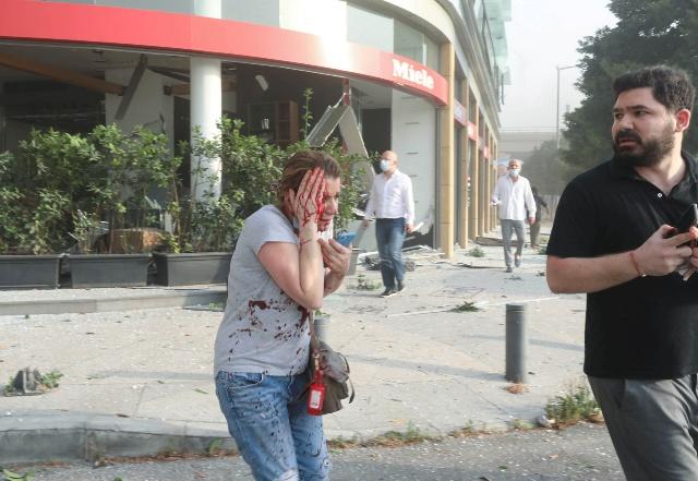 «الديمقراطية»/ إقليم سوريا تعزي بضحايا مرفأ بيروت
