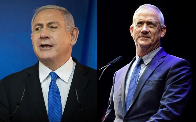 غانتس ونتنياهو يتنافسان لضم الأغوار الفلسطينية الى دولة الاحتلال