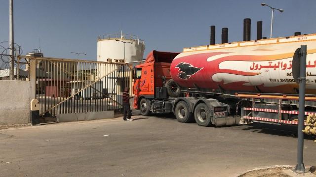 الوقود المصري الوارد لغزة ضعف الوقود الإسرائيلي