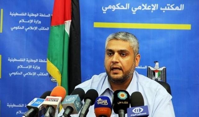 الاعلام الحكومي بغزة : نقف لجانب حق الصحفيين بالتغطية الإعلامية