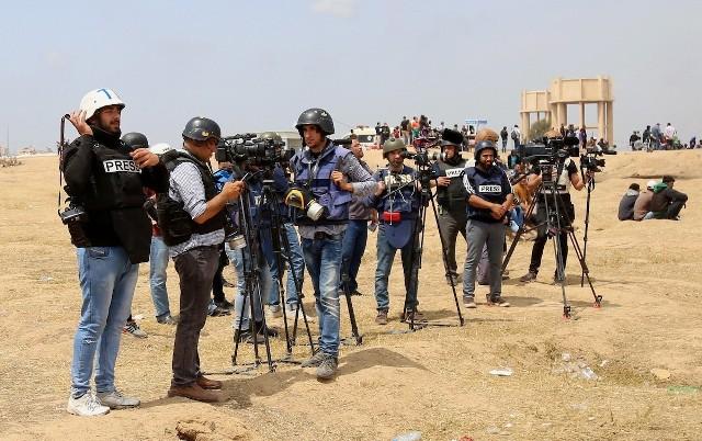 تقرير حقوقي يرصد انتهاكات الاحتلال للمشاركين في مسيرات العودة