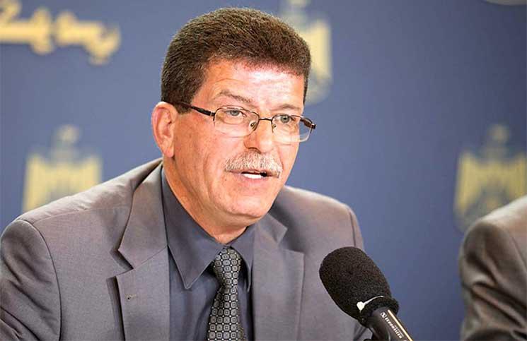إعادة انتخاب قدورة فارس رئيسا لنادي الأسير