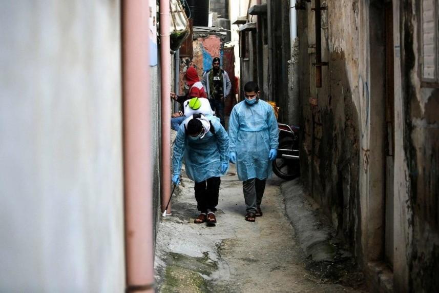 دائرة وكالة الغوث في «الديمقراطية» تدعو الاونروا لاستحداث برنامج لاصحاب الامراض المستعصية للوقاية من كورونا
