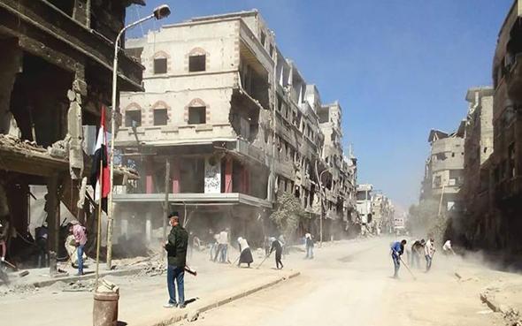 هل يرجع أهالي «اليرموك» إلى مخيمهم؟