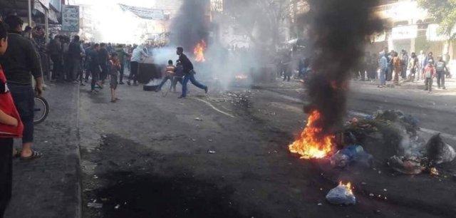 غزة : الفصائل تطالب حماس بالاعتذار ومحاسبة المتورطين بالاعتداء على حراك «بدنا نعيش»