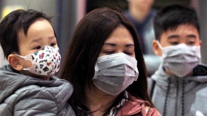 مراكز أميركية: مرض (كوفيد- 19) يمكن أن ينتشر أحياناً من خلال الهواء
