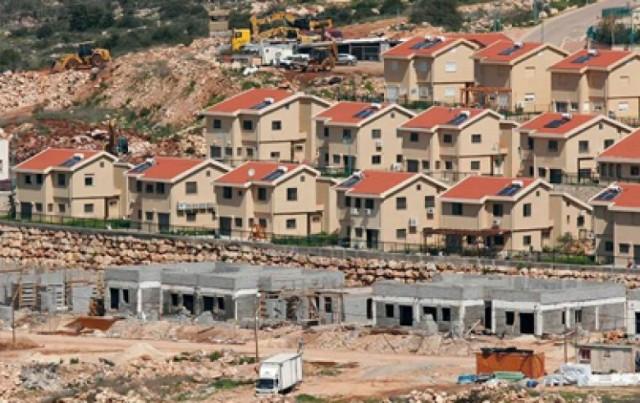 مخطط إسرائيلي لبناء مستوطنة جديدة في قلقيلية