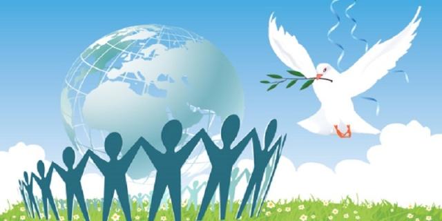 السلام والأمن في العلاقات الدولية
