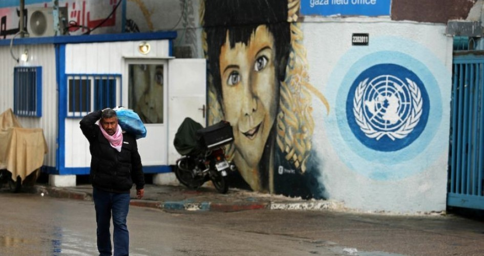 الاونروا : توزيع مساعدات نقدية على الأسر الفقيرة بغزة قبيل عيد الأضحى