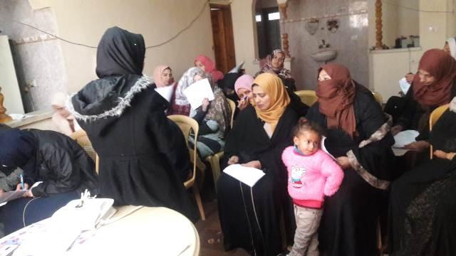 غزة .. لجان العمل النسائي يعقد ندوة تثقيفية حول أهمية الصيام المتقطع لصحة الجسم