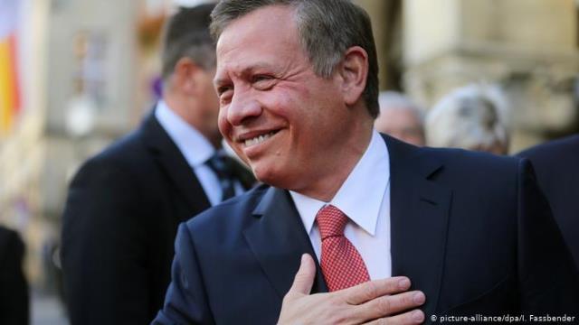 ضم غور الأردن سيجبر الملك عبد الله على تعليق معاهدة السلام