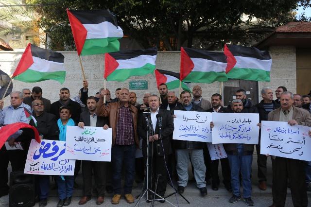 لجنة الأسرى : عقوبات أردان إعلان حرب وبداية لانتفاضة جديدة في سجون الاحتلال