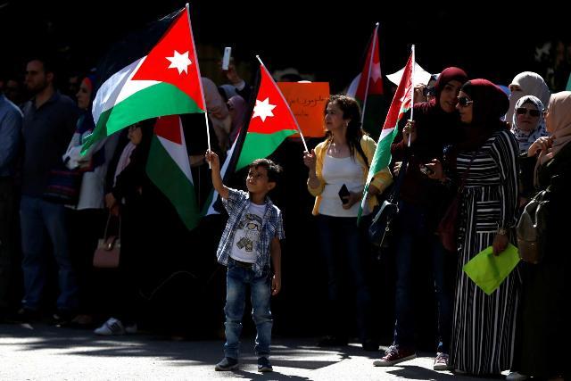 عمان : وقف إضراب المعلمين بعد تحقيق مطالبهم