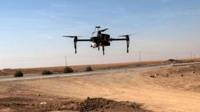 الاحتلال يكشف عن تكنولوجيا جديدة لإسقاط طائرات «درون»