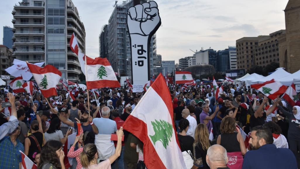 الانتفاضة اللبنانية.. الطائفية والمذهبية إلى أقبية التاريخ