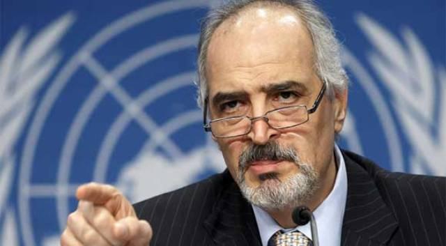 مندوب سورية بمجلس الأمن يهدد بقصف مطار اللد الدولي وإسرائيل ترد