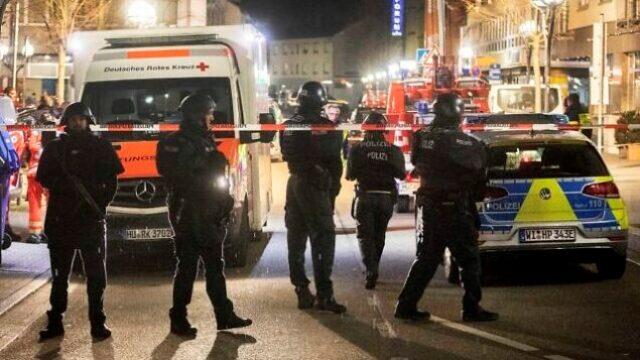 ألمانيا :11 قتيلا بعملية فرانكفورت والعثور على جثة المنفذ