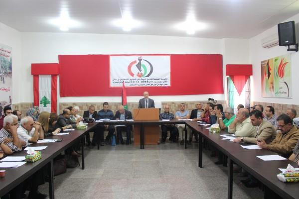 التجمع الديمقراطي للمهنيين الفلسطينيين يدعو لإقرار تشريعات قانونية تضمن حق الممرضات والممرضين الفلسطينيين في لبنان