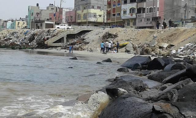 خبراء: الوضع البيئي في غزة يشكل خطراً على إسرائيل