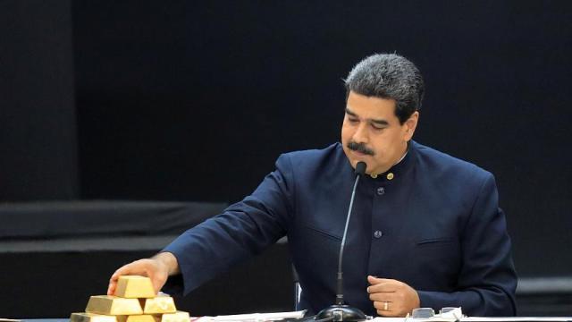 فنزويلا «تبيع ذهبها»للإمارات