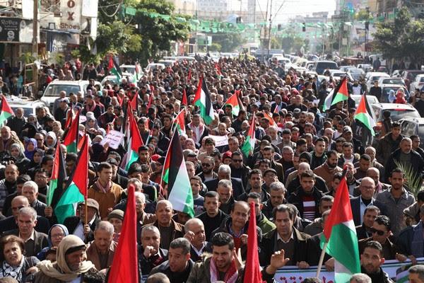الحركة الفلسطينية أمام إستحقاقات 2019