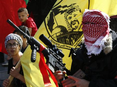 القدس تودع شهيدها الطفل نسيم ابورومي